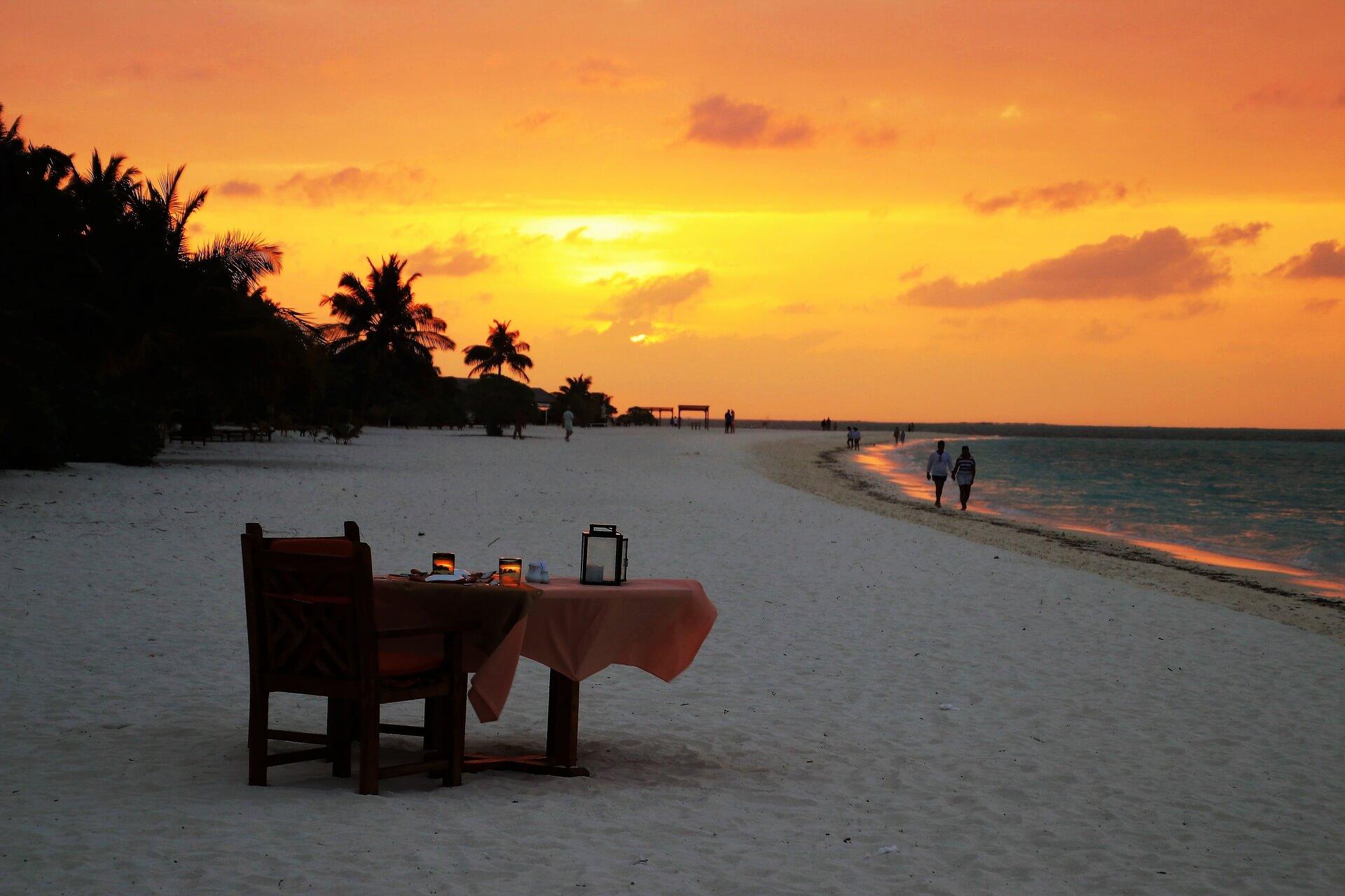Amazing Beauty of Maldives