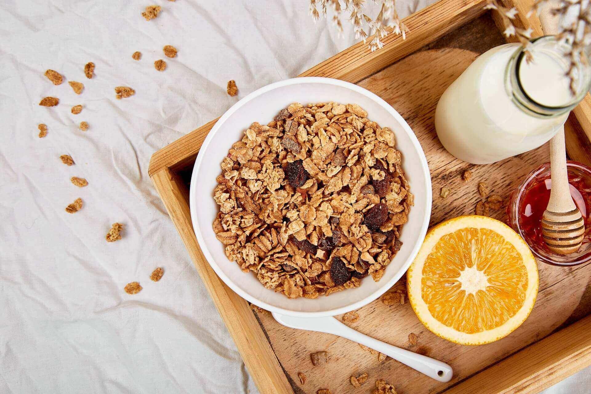 Grain-free, gluten-free muesli recipe